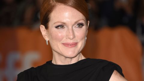 """Actress Julianne Moore attends the """"Maps to the Stars"""" premiere during the 2014 Toronto International Film Festival."""