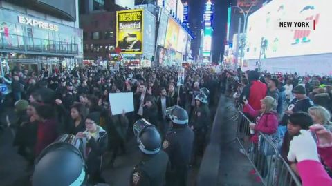 orig coast to coast protests for Michael Brown npr_00003613.jpg