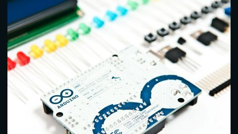 Arduino, named after the bar in Ivrea, Italy, where the five co-founders met to discuss their venture, produces simple open-source electronics platforms that allow enthusiasts and hobbyists to build interactive projects.