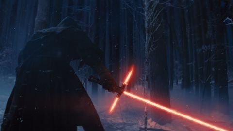"""The newest """"Star Wars"""" film -- """"Star Wars: Episode VII - The Force Awakens"""" -- is due at the end of 2015."""