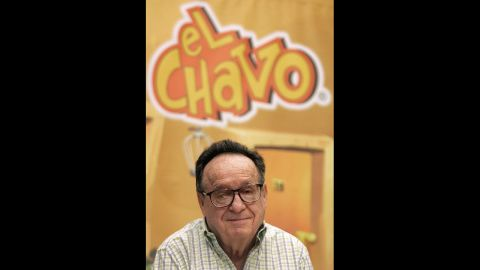 """To the world, he was known as """"Chespirito."""" <a href=""""http://www.cnn.com/2014/11/28/world/americas/bolanos-obit/index.html"""" target=""""_blank"""">Roberto Gomez Bolanos</a> gained fame as a comedian, but he was also a writer, actor, screenwriter, songwriter, film director and TV producer. The legendary entertainer died November 28 at the age of 85."""