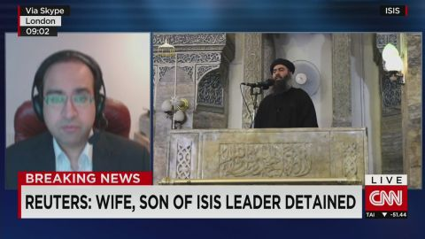 intv gohel wife son of isis leader detained_00003522.jpg