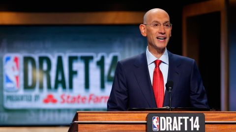 """Newly minted NBA Commissioner Adam Silver <a href=""""http://www.cnn.com/2014/04/29/us/nba-adam-silver/"""">drew raves in April for his decisive handling</a> of Donald Sterling, the Los Angeles Clippers owner who caused an uproar around the league when he was discovered making racist comments about blacks. Silver levied a $2.5 million fine against Sterling and banned him from the league for life."""