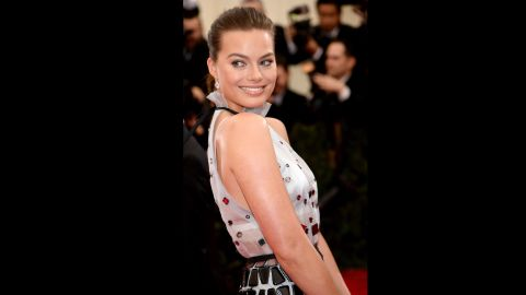"""Fan favorite Harley Quinn was portrayed by Margot Robbie in """"Suicide Squad."""""""