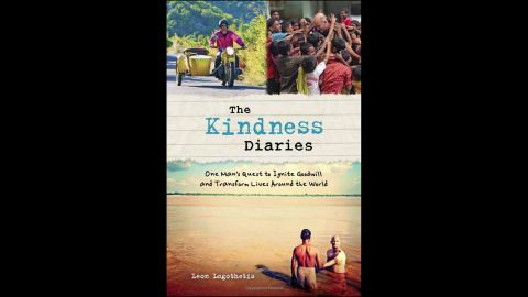 """If you are looking to help a busy parent reflect on what's really important, consider <a href=""""http://www.amazon.com/The-Kindness-Diaries-Goodwill-Transform/dp/1621451917"""" target=""""_blank"""" target=""""_blank"""">""""The Kindness Diaries.""""</a> Author Leon Logothetis set out to travel around the world without any money, gas or lodging. How'd he do it? He relied completely on the kindness of strangers. """"My journey renewed my faith in the bonds that connect people worldwide,"""" said Logothetis. His book could do the same for parents you know. ($18.62)"""