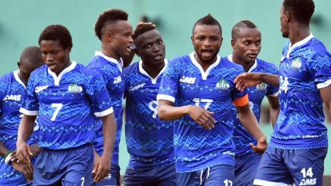 """Sierra Leone's players have reportedly<a href=""""http://www.bbc.co.uk/sport/0/football/29621447"""" target=""""_blank"""" target=""""_blank""""> suffered """"humiliating"""" prejudice,</a> with overseas opponents refusing to their shake hands and crowds chanting """"Ebola"""" at matches."""