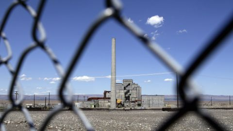 Sites that worked on the Manhattan Project in Washington state, Tennessee and New Mexico will collectively become a national park unit. This image shows the historical B Reactor on the Hanford Nuclear Reservation near Richland, Washington.