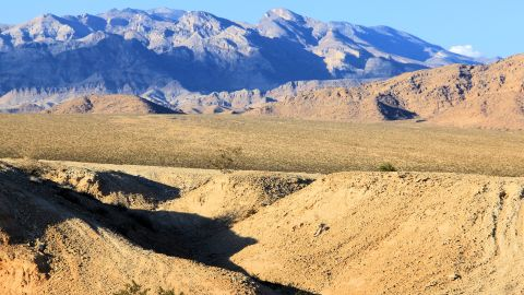 Tule Springs outside of Las Vegas will become a national monument under new legislation passed by Congress. The desert area is home to fossil beds that contain traces of Ice Age mammoths, bison, and American lions