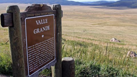 Valles Caldera National Preserve is a dormant super volcano in New Mexico that's already owned by the government but run by a special trust. Under management by the National Park Service, the preserve will be more accessible by the public.