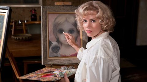 """<strong>Best actress in a motion picture -- musical or comedy:</strong> Amy Adams, """"Big Eyes"""""""