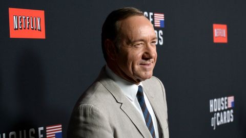 """""""House of Cards"""" star Kevin Spacey came out via a statement on Twitter <a href=""""http://www.cnn.com/2017/10/30/entertainment/kevin-spacey-allegations-anthony-rapp/index.html"""" target=""""_blank"""">after he was accused of alleged sexual misconduct </a>in 1986 by actor Anthony Rapp when Rapp was 14 and Spacey was 26. Spacey apologized to Rapp in the statement and also said, """"I have loved and had romantic encounters with men throughout my life, and I choose now to live as a gay man."""""""