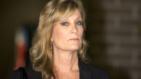 """Judy Huth has filed a lawsuit in Los Angeles Superior Court claiming sexual battery and infliction of emotional distress during an incident at the Playboy Mansion, according to court documents. The alleged sexual assault took place in 1974 when Huth was 15 years old. According to court documents, Huth and a 16-year-old friend met with Cosby and eventually went to the Playboy Mansion with him. """"He then proceeded to sexually molest her by attempting to put his hand down her pants and then taking her hand in his hand and performing a sex act on himself without her"""