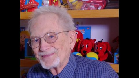 "<a href=""http://www.cnn.com/2014/12/16/showbiz/celebrity-news-gossip/feat-obit-norman-bridwell-clifford-big-red-dog/index.html"" target=""_blank"">Norman Bridwell</a>, the creator of ""Clifford the Big Red Dog,"" died December 12 in Martha's Vineyard, Massachusetts, according to his publisher, Scholastic. Bridwell was 86."