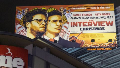 """Sony Pictures announce the controversial comedy """"The Interview,"""" a film depicting the assassination of North Korea's leader, will have a limited release on Christmas Day. The studio previously announced it would shelve plans to release the film after it became the victim of a cyber attack thought to have originated in North Korea. Click to see how the saga unfolded."""