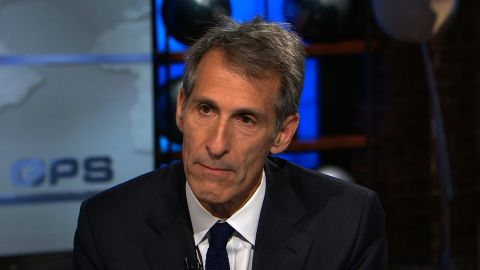 """December 21 -- Sony Pictures' CEO Michael Lynton responds to President Obama's comments, telling CNN """"we did not cave or back down."""" Mr Lynton also said Sony were looking into releasing """"The Interview"""" on the internet but no major distributor has volunteered to release the film."""