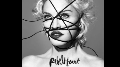 """Madonna made six songs from her album """"Rebel Heart"""" available in December 2014 after part of the album was leaked online before its official release in March 2015."""