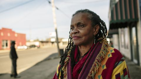 """Toure says Selma gave so much to American democracy but the nation gave little back to this impoverished Alabama Black Belt city of 20,000 people. """"People need to do something for Selma,"""" she says. """"They come, peer at us and leave."""""""