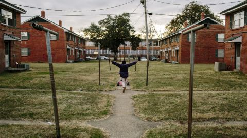 The George Washington Carver public housing project was constructed after World War II for African-Americans. Brown Chapel AME Church, which sits at the edge of the Carver homes, played a major role in Selma's civil rights movement. It was where protesters gathered before they set out on their march on Bloody Sunday.