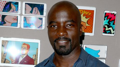 """Mike Colter is superhero Luke Cage/Power Man in the Netflix series """"Jessica Jones"""" and """"Luke Cage."""""""