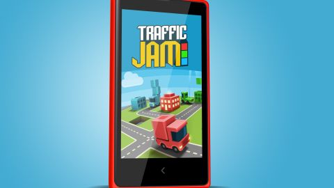 Celebrated as the biggest success story of any African game developer, Nigerian start-up Gamsole's Traffic Jam game for Windows phones has been downloaded nine million times globally.