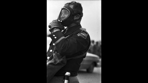 State troopers donned masks before they fired tear gas that sent the protesters running for safety. A National Voting Rights Museum and Institute was opened many years later at the foot of the Edmund Pettus Bridge.
