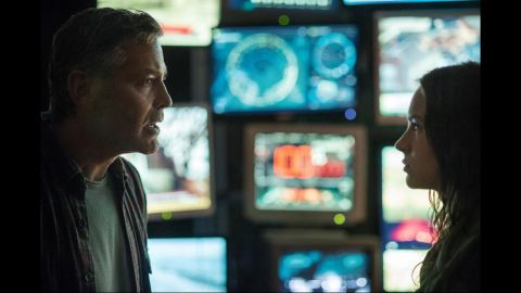 """Disney's """"Tomorrowland,"""" one of the summer's rare non-sequels, comes with a terrific pedigree: director Brad Bird (""""The Incredibles,"""" """"Mission: Impossible - Ghost Protocol""""), co-writer Damon Lindelof (""""Lost,"""" """"Star Trek Into Darkness"""") and star George Clooney (""""The Descendants,"""" two-time Sexiest Man Alive). It opened May 22."""
