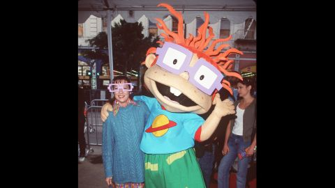 """<a href=""""http://www.cnn.com/2014/12/30/showbiz/celebrity-news-gossip/feat-obit-christine-cavanaugh-babe-rugrats-voice/index.html"""" target=""""_blank"""">Christine Cavanaugh</a>, who lent her distinctive voice to the title pig in """"Babe,"""" Chuckie Finster on """"Rugrats"""" and Dexter of """"Dexter's Laboratory,"""" died December 22. She was 51."""