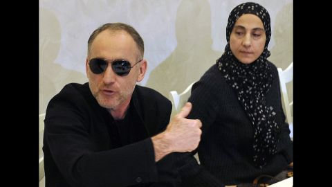 Anzor and Zubeidat Tsarnaev are the parents of the Tsarnaev brothers. The two divorced in 2011, and both now live in the Russian republic of Dagestan. If Zubeidat Tsarnaev returns to the United States, she could be arrested for failing to resolve shoplifting charges pending against her.