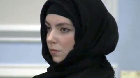 Katherine Russell is the widow of Tamerlan Tsarnaev. Her last known apartment was just blocks from the last listed address of Ailina and Bella Tsarnaeva, her sisters-in-law.