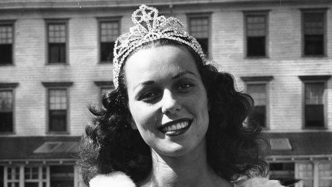 Miss America winner Bess Myerson.