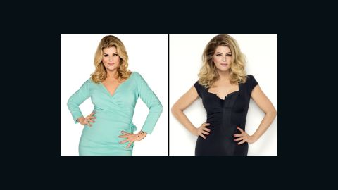 """Kirstie Alley set out to lose 30 pounds in 2014, but she went above and beyond and lost 50. Alley, a paid spokeswoman for Jenny Craig, used the weight loss program to slim down over the past year. Although her size has fluctuated in the past, <a href=""""http://www.today.com/health/kirstie-alley-talks-50-pound-weight-loss-time-its-different-1D80404553"""" target=""""_blank"""" target=""""_blank"""">Alley assured """"Today's"""" Matt Lauer</a> then that """"This time, it's different."""""""