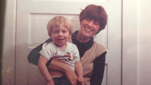 """""""My Mom is the nicest, most caring person I have ever met."""" -- Joe Fraley"""