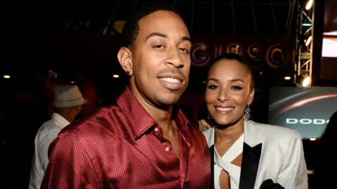 Ludacris didn't waste much time marrying his fiancee, Eudoxie. He proposed to her on December 26 and apparently married her before 2014 was out.
