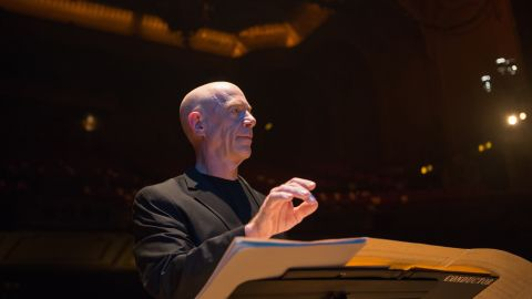 """<strong>Best supporting actor in a motion picture:</strong> J.K. Simmons, """"Whiplash"""""""