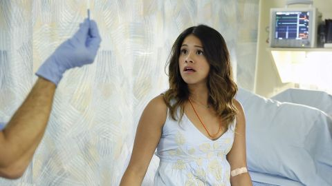 """<strong>Best actress in a TV series -- musical or comedy:</strong> Gina Rodriguez, """"Jane the Virgin"""""""