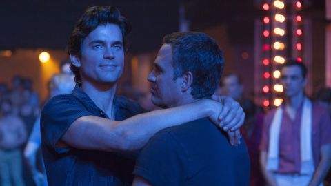 """<strong>Best supporting actor in a series, miniseries or TV film:</strong> Matt Bomer, """"The Normal Heart"""""""