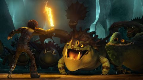 """<strong>Best animated feature film:</strong> """"How to Train Your Dragon 2"""""""