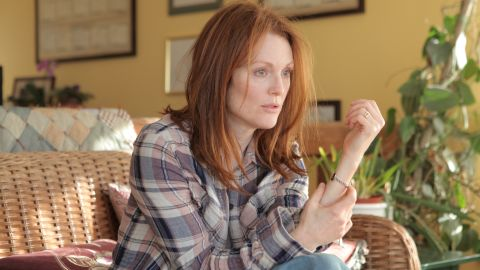 """<strong>Best actress in a motion picture -- drama: </strong>Julianne Moore, """"Still Alice"""""""