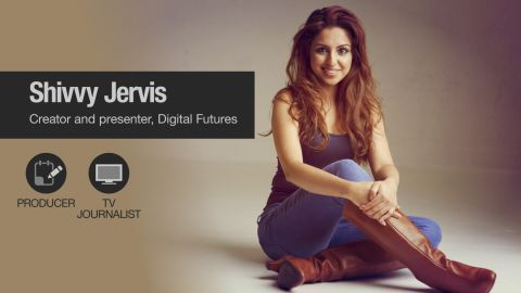Shivvy Jervis was a Britain's Women of the Future: Media (2014) finalist and voted a TechCity Insider Top 100 for London.