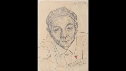 Through the prisoners' art, Sieradzka says, we can see the truth about Auschwitz.