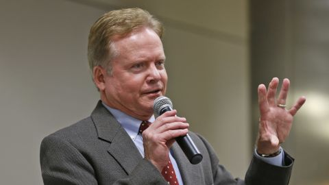 Jim Webb, the former Democratic senator from Virginia, is entertaining a 2016 presidential run. In January, he told NPR that his party has not focused on white, working-class voters in past elections.