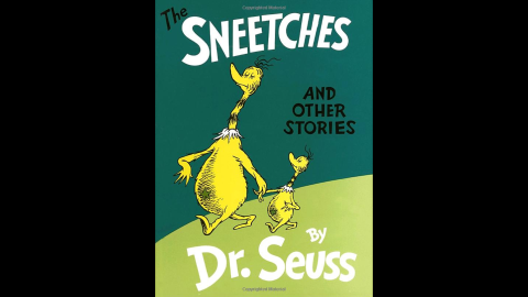 """""""The Sneetches and Other Stories,"""" by Dr. Seuss, includes the story of creatures tricked into seeing only the differences among themselves -- and learning to see what they have in common."""