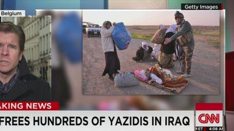 nd watson liveshot isis releases yazidis_00003114.jpg