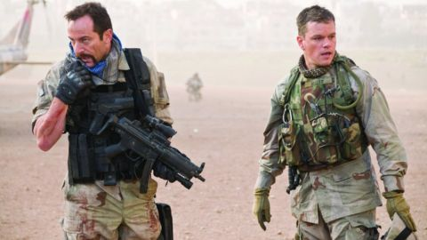 """""""Green Zone,"""" a 2010 thriller, starred Matt Damon as an Army officer searching Iraq in vain for weapons of mass destruction. Conservatives complained it was anti-American, and the movie was a box-office flop."""