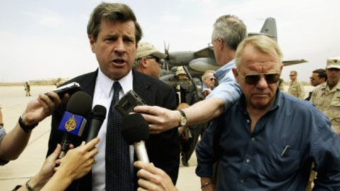 """The 2007 documentary """"No End in Sight"""" took a critical look at the U.S. occupation of Iraq. It was nominated for an Oscar for best documentary."""