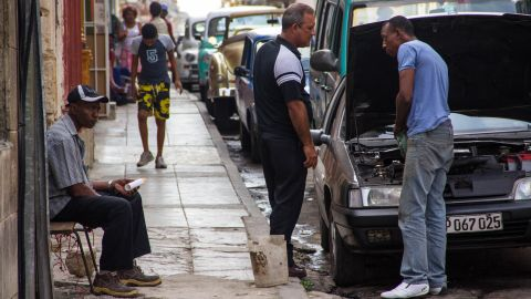 """He is both acclaimed and criticized for his work revealing the secrets of Havana's poorest. He says, """"I write about people surviving on the limits."""""""