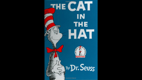 """Dr. Seuss' """"The Cat in the Hat"""" was published in 1957. <a href=""""http://www.amazon.com/s/ref=nb_sb_noss_1?url=search-alias%3Dstripbooks&field-keywords=dr+seuss+books"""" target=""""_blank"""" target=""""_blank"""">Most of his books remain in print</a> and sell briskly a quarter-century after his death."""