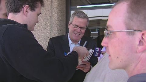 """Jeb Bush hopes to pitch voters on """"reform conservatism."""""""