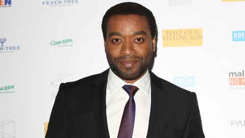 """Chiwetel Ejiofor plays ally-turned-enemy Baron Mordo in """"Doctor Strange."""""""