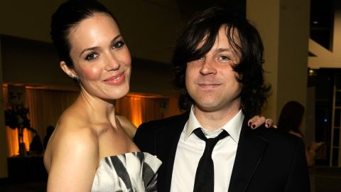 """Mandy Moore and Ryan Adams divorced six years after tying the knot, <a href=""""http://www.people.com/article/mandy-moore-ryan-adams-divorce"""" target=""""_blank"""" target=""""_blank"""">according to People magazine.</a> """"Mandy Moore and Ryan Adams have mutually decided to end their marriage,"""" a representative for Moore said in a statement. """"It is a respectful, amicable parting of ways, and both Mandy and Ryan are asking for media to respect their privacy at this time."""""""